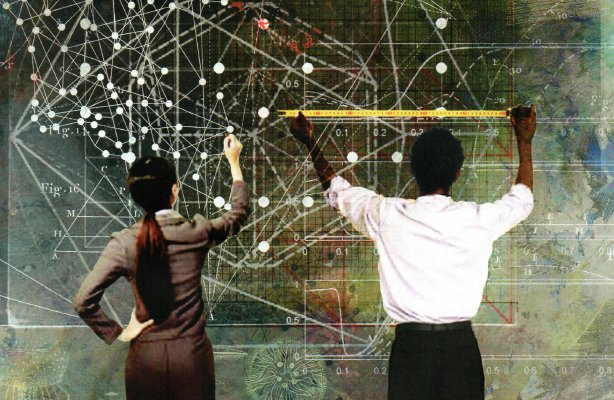 A Model Approach: How scientists wrangle Big Data